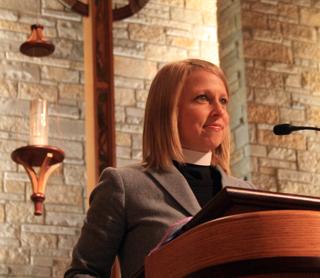 Pastor Sarah Rohde